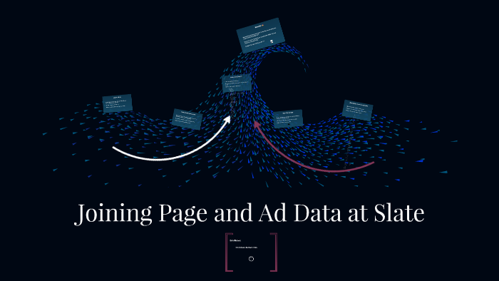 Joining Page and Ad Data at Slate by Erin Nichols on Prezi