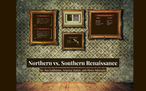 northern and southern renaissance