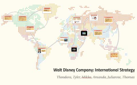 walt disney diversifikavimo strategija paaiškinti pasaulinę prekybos ir finansų sistemą