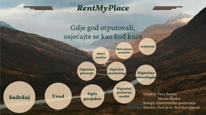 web mjesto za pronalazak poslovnih putovanja