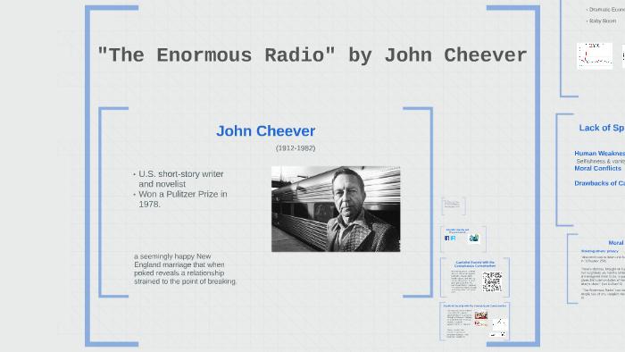 john cheever the enormous radio