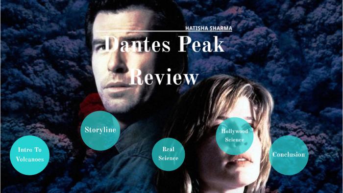Dantes Peak Review By Hatisha Sharma On Prezi Next