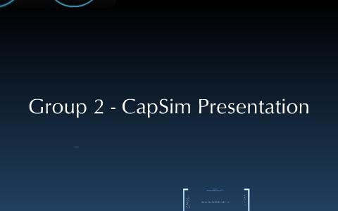 consumer report capsim