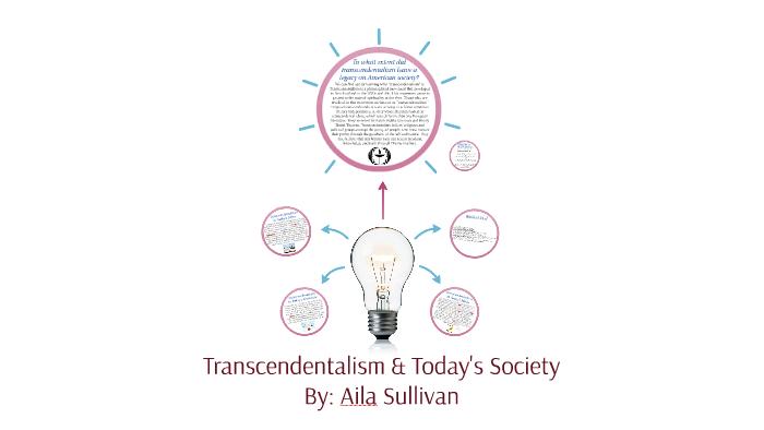 transcendentalism todays society