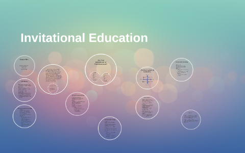 Invitational Education By Shelby Musgrave On Prezi