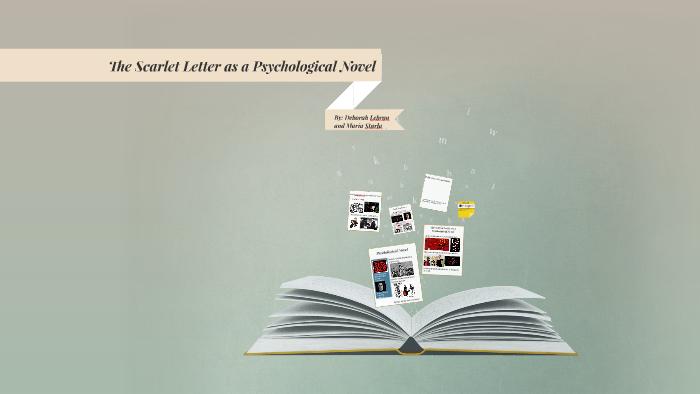 scarlet letter psychological analysis