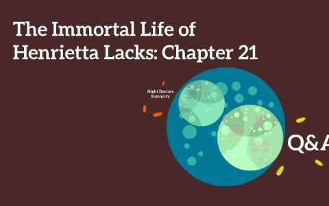 life of henrietta lacks summary
