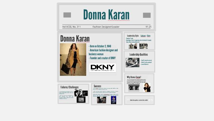 Donna Karan By Jessica K