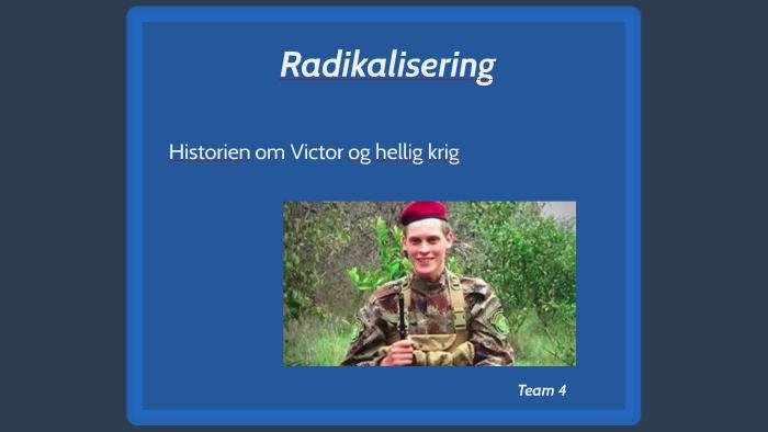 victor i hellig krig
