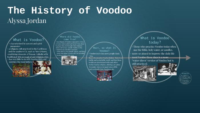 What Is Voodoo >> History Of Voodoo By Alyssa Jordan On Prezi