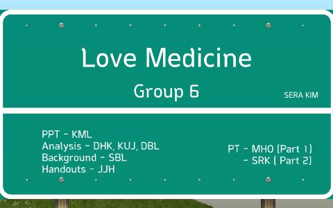 love medicine analysis