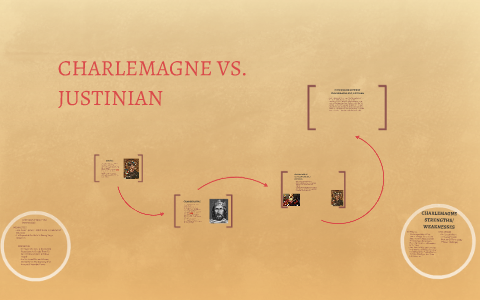 justinian and charlemagne