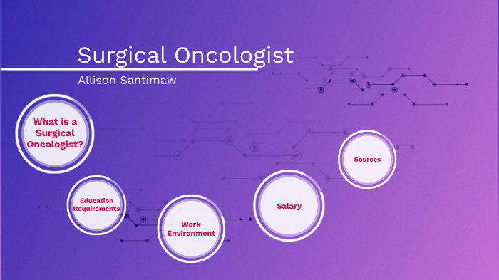 Surgical Oncologist by Allison Santimaw on Prezi Next