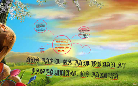 Ang Papel na Panlipunan at Pampolitikal ng Pamilya by on Prezi