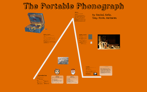 the portable phonograph sparknotes