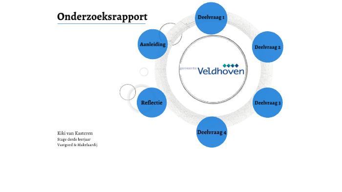 Onderzoeksrapport Stage By Kiki Van Kasteren On Prezi Next