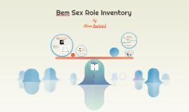 bem sex role inventory online test