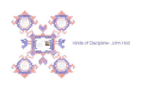 kinds of discipline by john holt