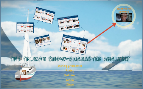the truman show character analysis