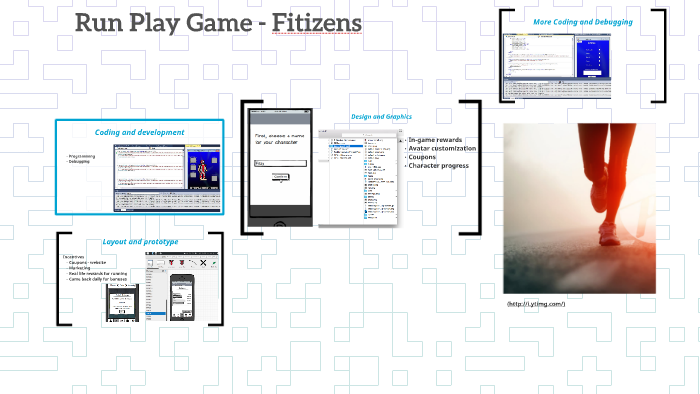 Run Play Game - Fitizens by Kev Le on Prezi
