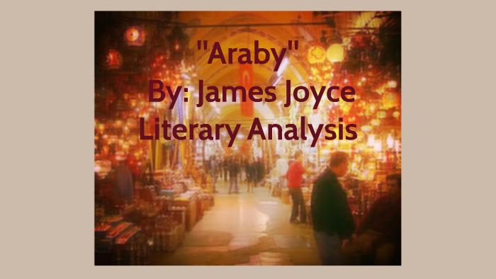araby short story theme