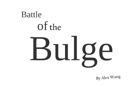 essay battle of the bulge historynet with world war ii general  battle of the bulge essay presentation by alex w on prezi essay about good  health also