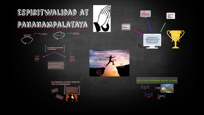 Espiritwalidad At Pananampalataya By Andrea Guillermo On Prezi
