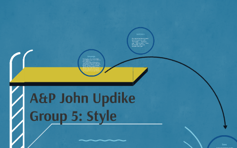 a&p john updike text