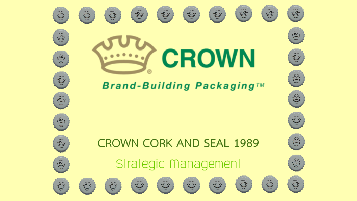 crown cork and seal in 1989 case analysis
