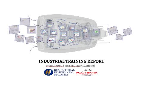 Laporan Latihan Industri By Muhamad Nur