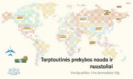 pasaulinės prekybos sistemų wiki