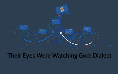 their eyes were watching god dialect