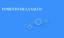 Fomento De La Salud By Ivonne Jimenez Rubio