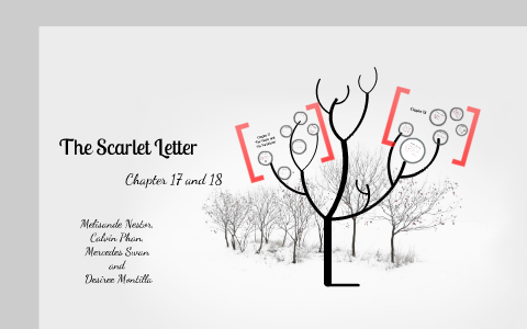 the scarlet letter chapter 17 18 by melisande nestor on prezi