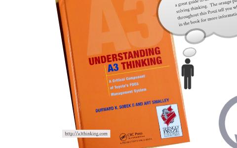 Understanding A3 Thinking By Darrell Damron On Prezi