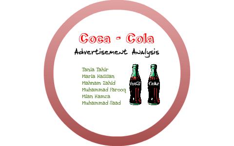 coca cola advert analysis by tania jafary on prezi