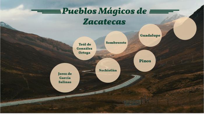 Pueblos Magicos de Zacatecas by Lolita García Domínguez on