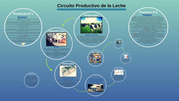 Circuito Productivo De La Leche : Circuito productivo de la leche by catalina del castillo on prezi