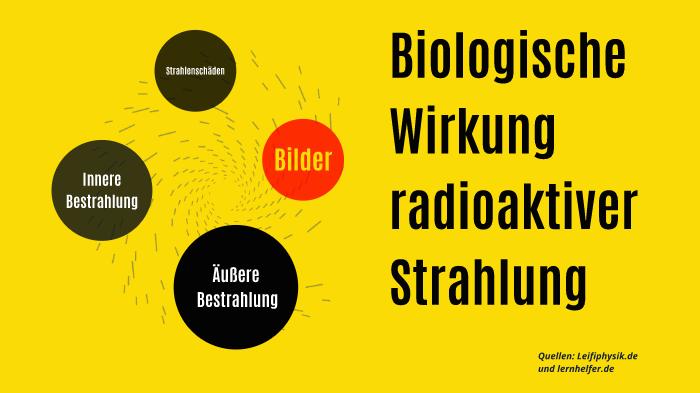 Biologische Wirkung Radioaktiver Strahlung By A M On Prezi Next