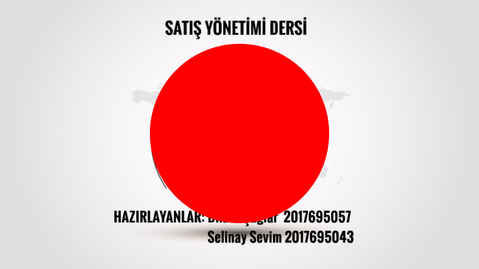 satis yonetimi by dilara caglar