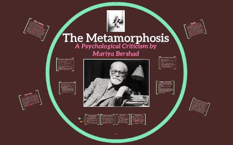 the metamorphosis critical analysis