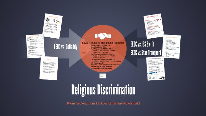 Religious Discrimination by Kasia Kokocinski on Prezi