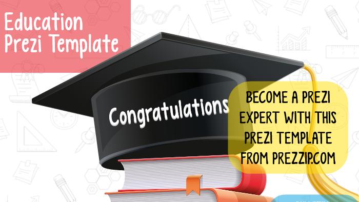Template Education 3d By Prezi Templates Prezi Design Prezzip