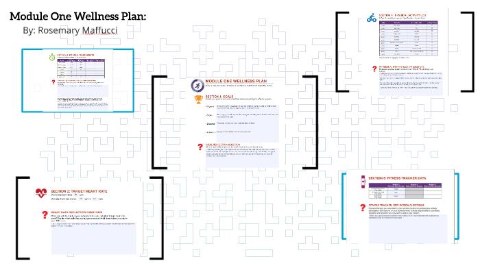 module one wellness plan