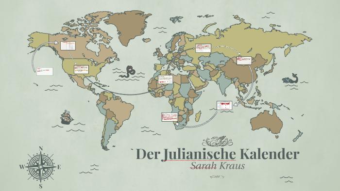 Julianischer kalender 2019
