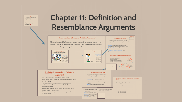 what is the definition of argument