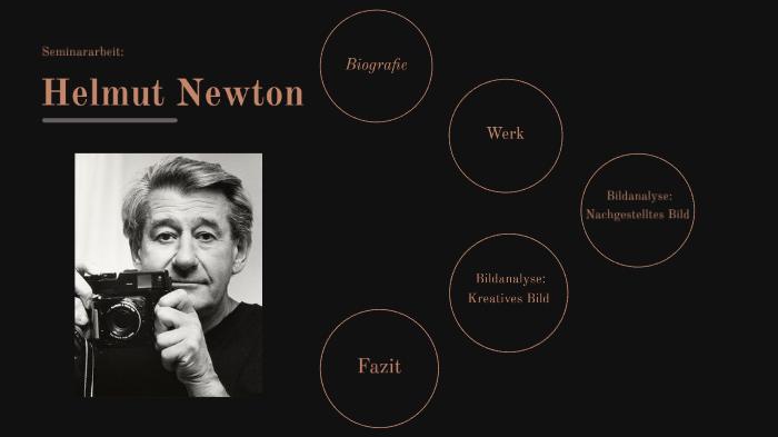 Präsentation Helmut Newton By Moritz Westermann On Prezi Next