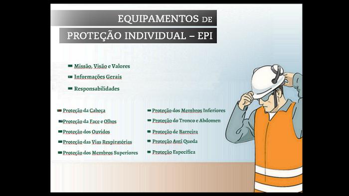 EPI PARA PROTEÇÃO DE CABEÇA by Gustavo Santos on Prezi f562047233