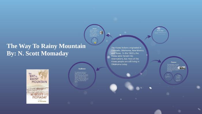 The Way To Rainy Mountain By Dylan Shimko On Prezi