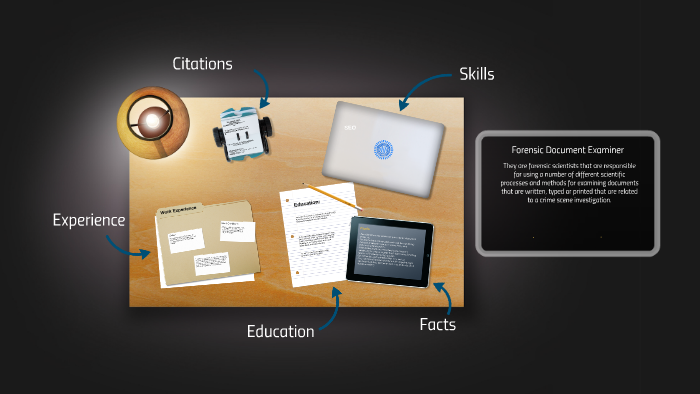 Forensic Document Examiner By Ayianna West On Prezi Next